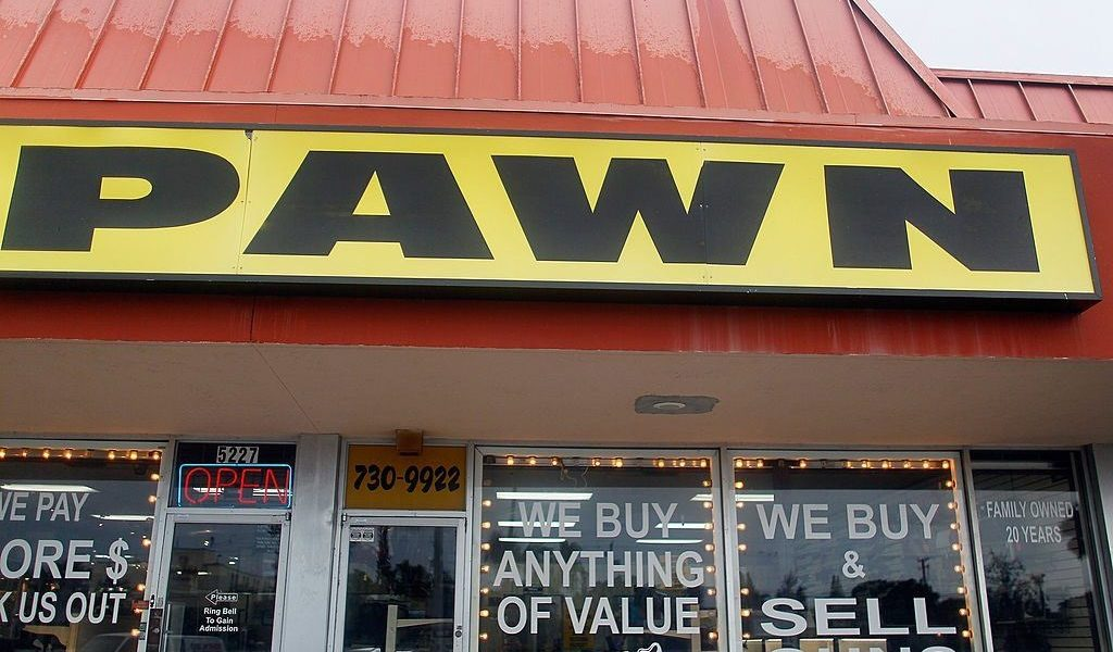 This Is How Pawn Shops Got Their Name   Kel Me outlet